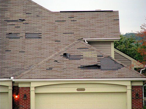 Hail/Storm Damage Roofing South Georgia